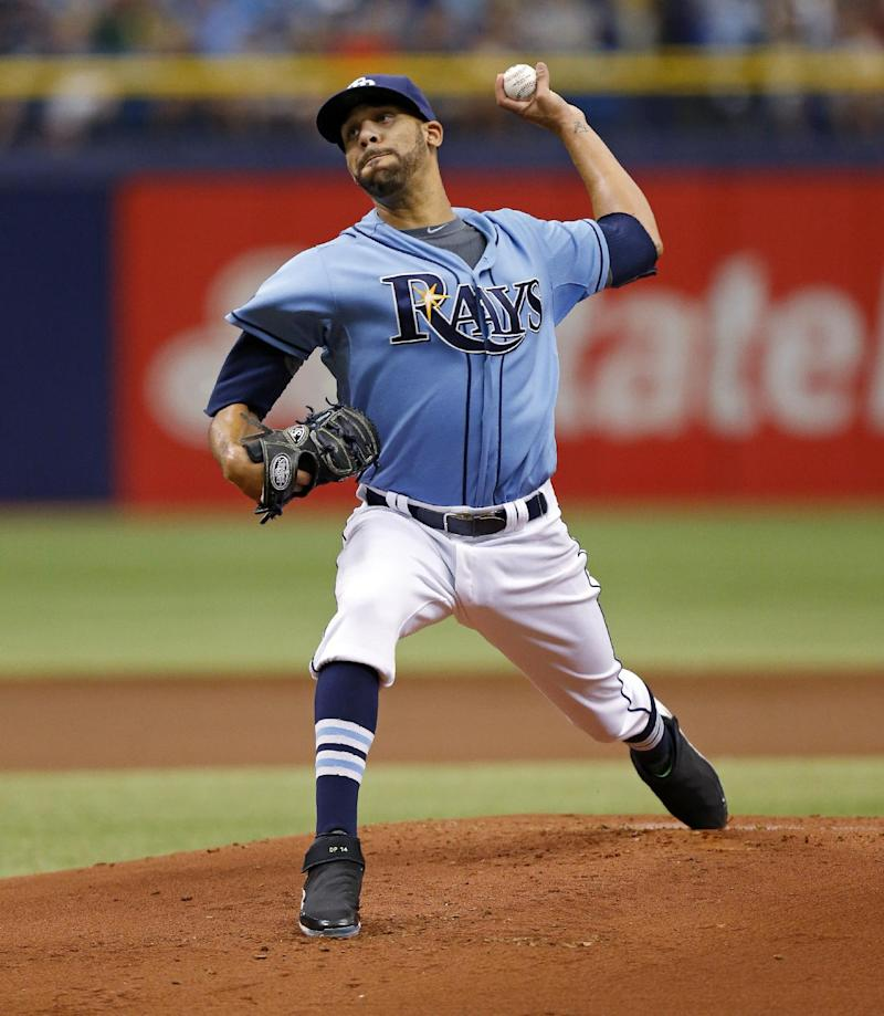 Price wins 4th straight start, Rays top Jays 3-0