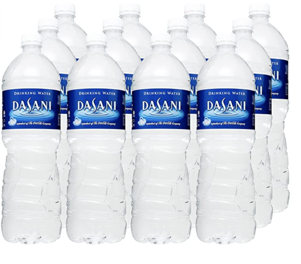 Dasani Drinking Water, 1.5L. (PHOTO: Amazon)
