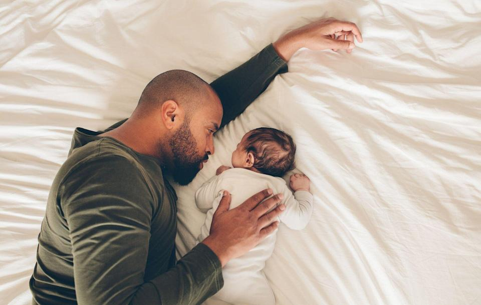A growing number of fathers lose contact with their friends until their children grow up and leave home [Photo: Getty]