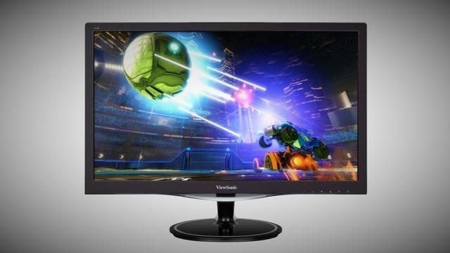 ViewSonic 27-inch monitor virtually eliminates screen-tearing and