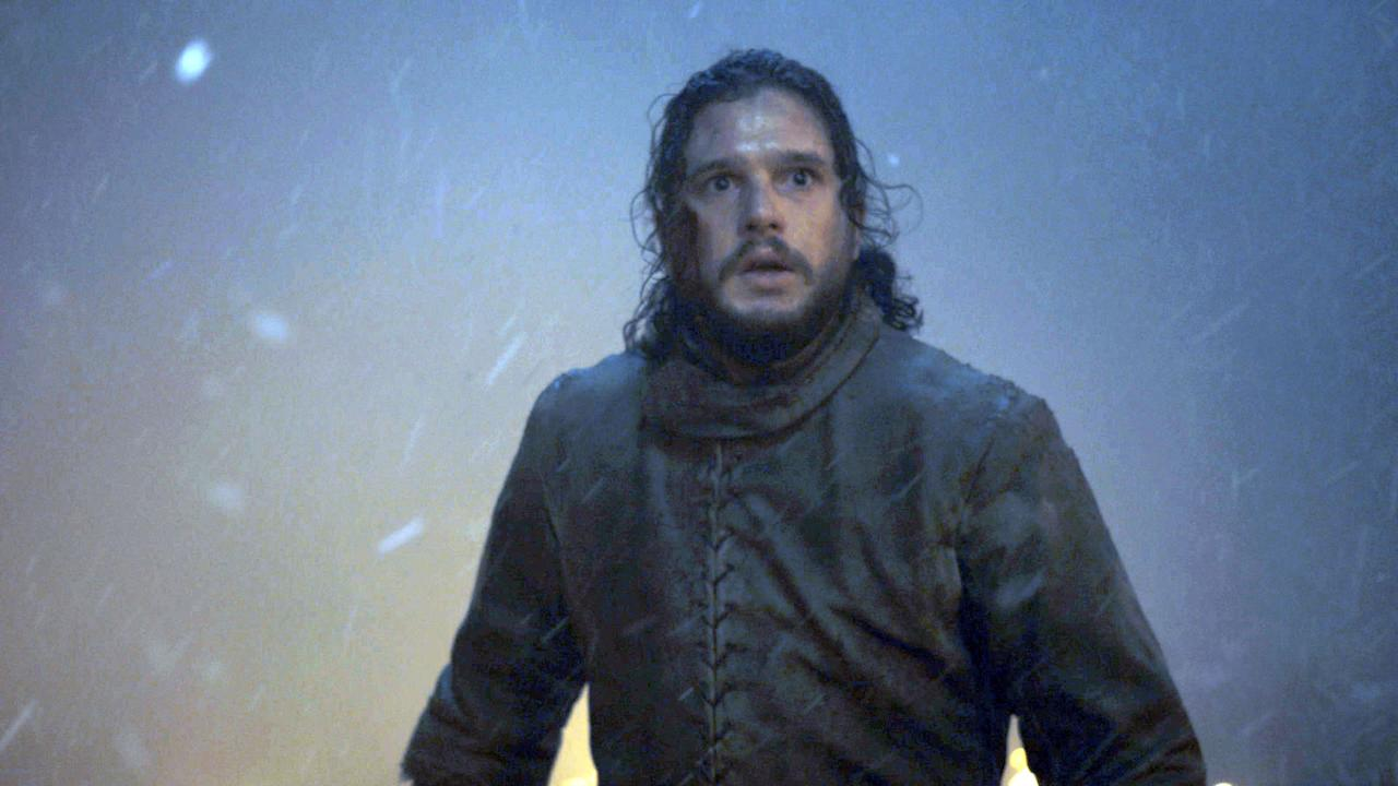 <p>Just four episodes left to go in <em>Game of Thrones</em>. Fans are on deathwatch. Let's be honest-the characters are, too. The Battle of Winterfell is nigh-it's possibly the longest battle scene ever committed to screen-and it's unlikely many of our favorites will make it through the night. HBO has released six new photos from the forthcoming episode, which at one hour and 22 minutes is going to be the longest in <em>GoT </em>history<em><em>. </em></em>No wonder Jon Snow and co. look so terrified.  <em></em></p>