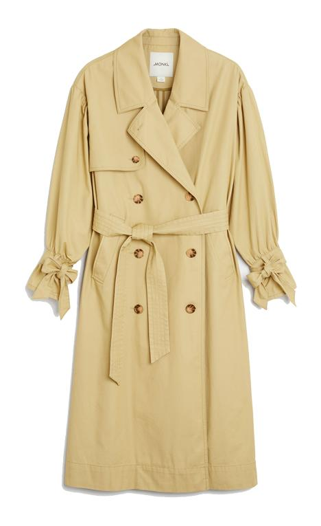 "<p>Top tip: if you're ever on the hunt for a trench then look no further than Monki. The Scandi label offers some of the greatest throw-on jackets on the high street. We have three and counting… <em><a rel=""nofollow"" href=""https://www.monki.com/en_gbp/sale/view-all-sale-clothing/coats-jackets/product.classic-trench-coat-sunday-safari-beige.0570244001.html"">Shop now</a>.</em> </p>"