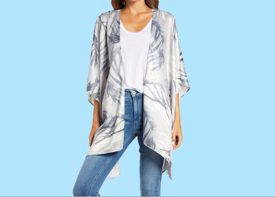 Add a layer of freshness.  (Photo: Nordstrom Rack)