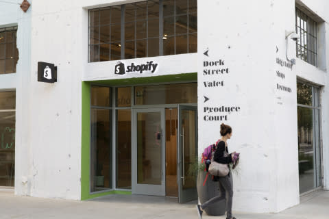 Shopify Opens Its First Brick-and-Mortar Entrepreneur Space in Downtown Los Angeles