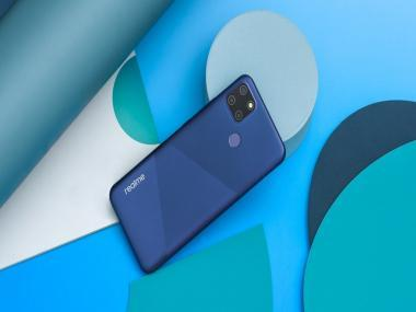 Realme C12 with a 6,000 mAh battery will go on sale today at 2 pm on Flipkart