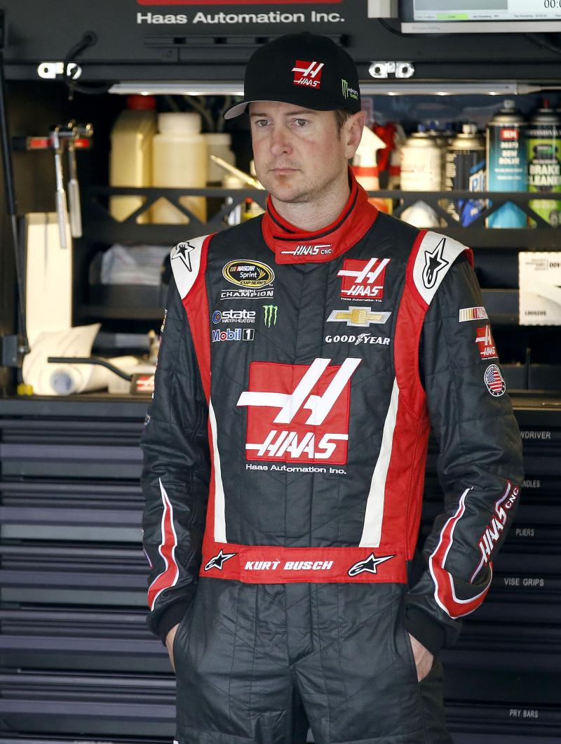 Kurt Busch to try Indy 500-Coca Cola 600 double
