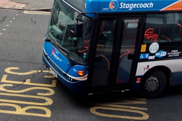 Man jailed for stealing bus and picking up friends after night out