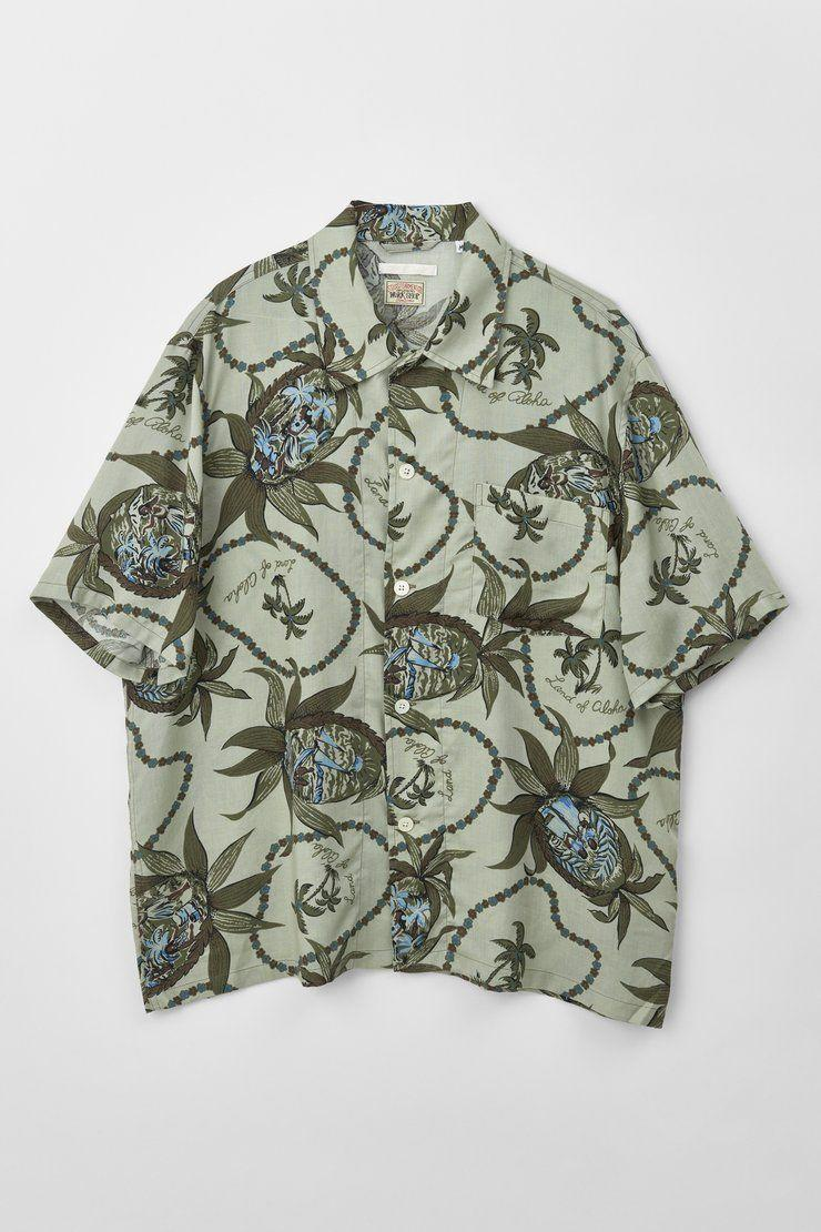 "<p><strong>Our Legacy</strong></p><p>ourlegacy.se</p><p><strong>$150.00</strong></p><p><a href=""https://www.ourlegacy.se/mens/workshopxstussy/box-shirt-shortsleeve-sage_-aloha_-94"" rel=""nofollow noopener"" target=""_blank"" data-ylk=""slk:Shop Now"" class=""link rapid-noclick-resp"">Shop Now</a></p><p>Made of deadstock Stüssy fabric from the '90s, this shirt from the cool-guy Swedes at Our Legacy (perhaps not-so-surprisingly) looks equally cool in 2020. </p>"