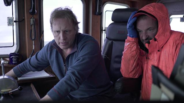 The <em>Deadliest Catch</em> crew faced a particularly brutal season. (Photo: Discovery Communications LLC)