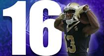 <p>he Saints have looked terrible twice this season, first on defense and then on offense. They're lucky to be 1-1 after the easiest two-game stretch of their schedule. (Michael Thomas) </p>