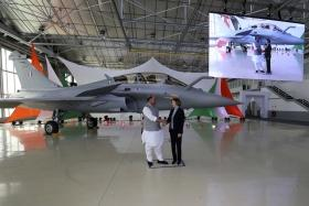 Cyber Losers: Pakistanis trends #RunAwayForce_IAF as India inducts its first Rafale