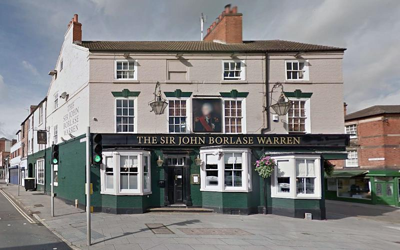 The Sir John Borlase Warren, Nottingham