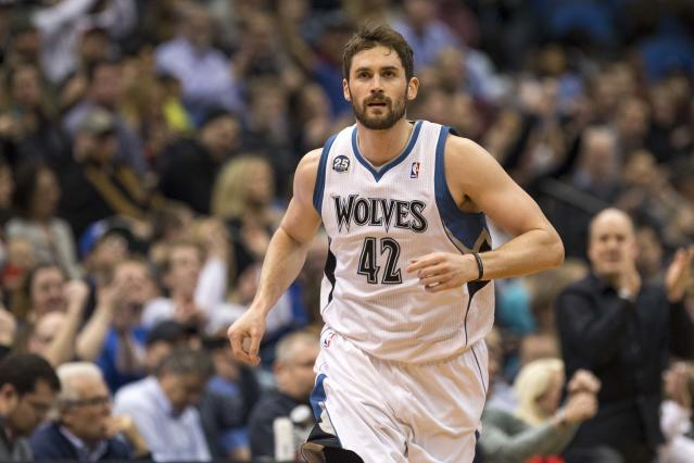 Kevin Love won't play for U.S. in World Cup