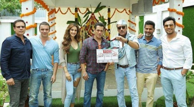 Radhe: Your Most Wanted Bhai movie Cast