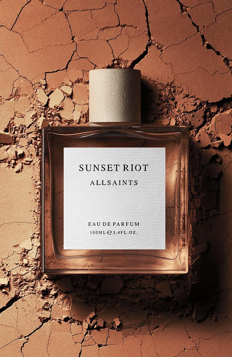 <p><span>AllSaints Sunset Riot Eau de Parfum</span> ($59, originally $79)</p>