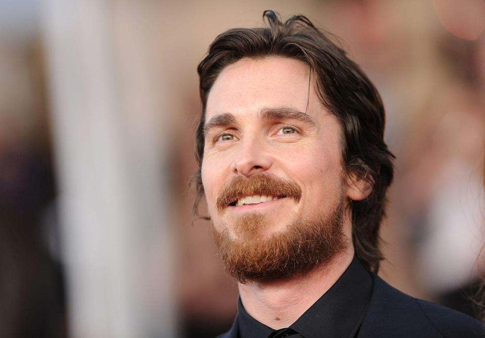 """<p>Christian Bale studied at the Royal Ballet School in London, and believe it or not, he was the only boy in the class. His fellow dancers, specifically Annette McLaughlin, <a href=""""https://www.walesonline.co.uk/whats-on/theatre-news/christian-bale-actress-real-life-11537645"""" rel=""""nofollow noopener"""" target=""""_blank"""" data-ylk=""""slk:told Wales Online"""" class=""""link rapid-noclick-resp"""">told Wales Online</a> that Christian was the stud of the group. </p><p>""""Then one term he never came back as he had auditioned for Stephen Speilberg's <em>Empire of the Sun</em>,"""" Annette said. """"All the girls in the class were heartbroken, but he was on his way. I have loads of text books from primary school that say I 'heart' Christian Bale. It's hilarious to look back now as he's such a mega star.""""</p>"""
