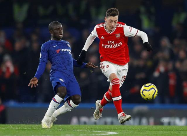 FILE PHOTO: Premier League - Chelsea v Arsenal