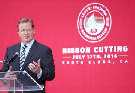 NFL: San Francisco 49ers-Levi's Stadium Ribbon-Cutting Ceremony