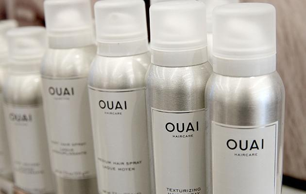 Jen was in Australia to promote her haircare brand Ouai. Photo: Getty