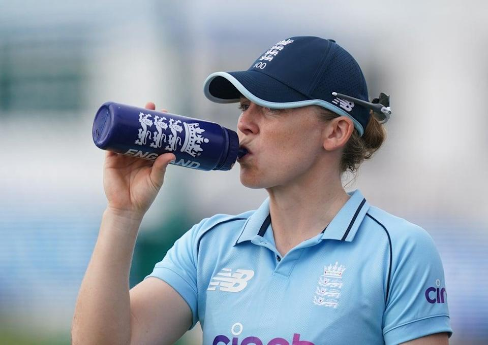 England captain Heather Knight says the right decision has been made (Mike Egerton/PA) (PA Wire)