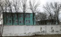 A view shows the IK-3 penal colony in Vladimir