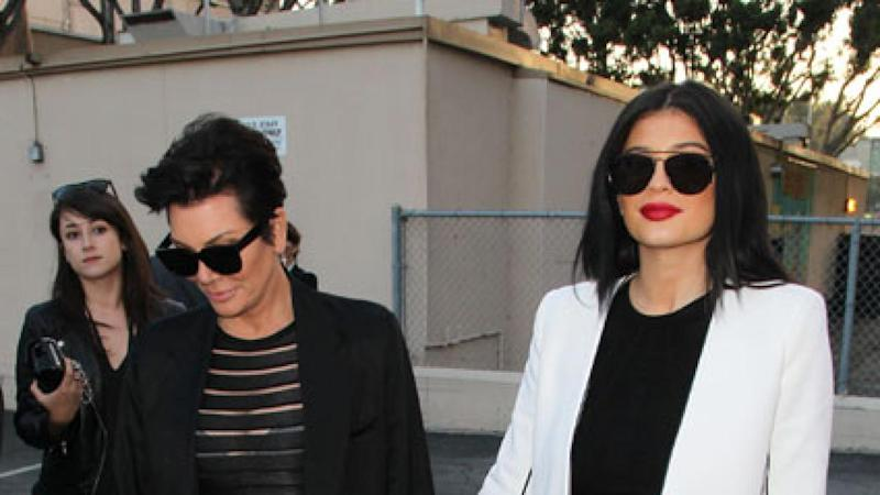 Kris Jenner Gets Clever When Asked About Kylie's Pregnancy -- See What She Said!