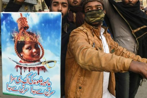 Hardline Islamists have held massive violent protests calling for Asia Bibi to be executed