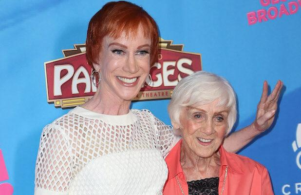 Maggie Griffin, Kathy Griffin's Mom and Fixture of 'My Life on the D-List,' Dies at 99