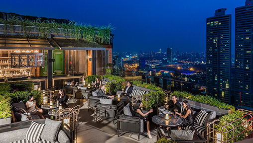 Nightlife in Bangkok: Bars, Rooftop Bars and Clubs to Visit