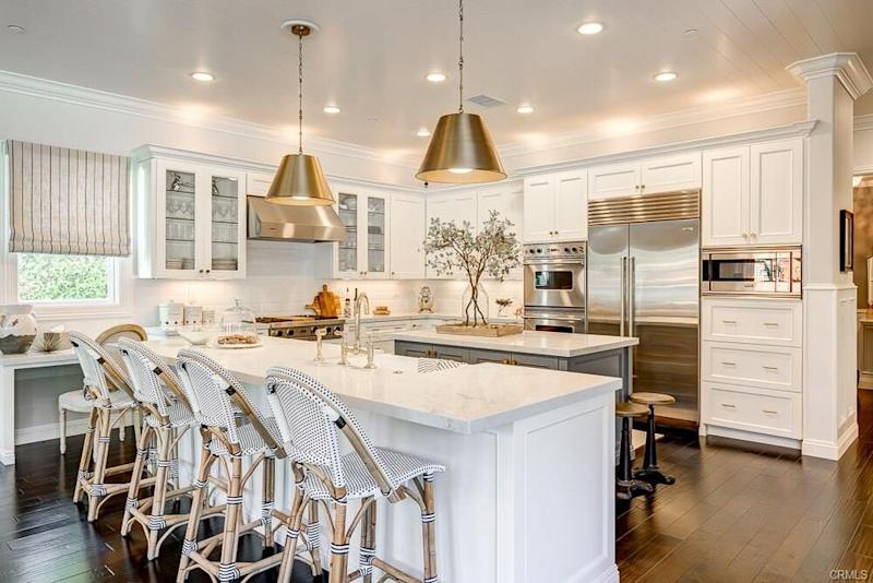 Tamra's kitchen   CA Real Estate Photography