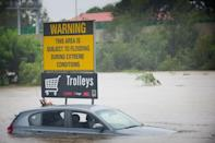 Australian authorities warned Friday there could be deaths from severe flooding caused by ex-tropical cyclone which swept through Queensland and New South Wales