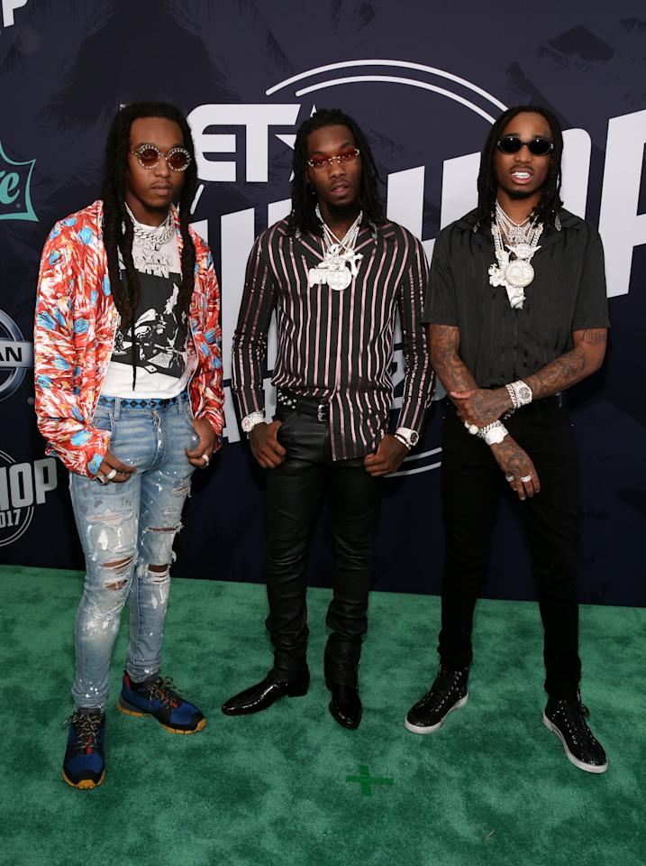 """<p>Over the last two years, <a href=""""https://www.popsugar.com/latest/Migos"""" class=""""ga-track"""" data-ga-category=""""Related"""" data-ga-label=""""http://www.popsugar.com/latest/Migos"""" data-ga-action=""""In-Line Links"""">Migos</a>' Quavo, Takeoff, and Offset have each released solo projects. Now, all three are reuniting in 2020 for <strong>Culture III</strong>. The album was planned for release in January 2019, but has been pushed back to this year. <br></p> <p><strong>Release date</strong>: Jan. 24<br></p>"""