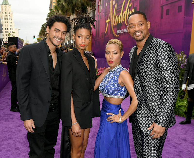 Will Smith Opens Up About Jada Pinkett-Smith's Show
