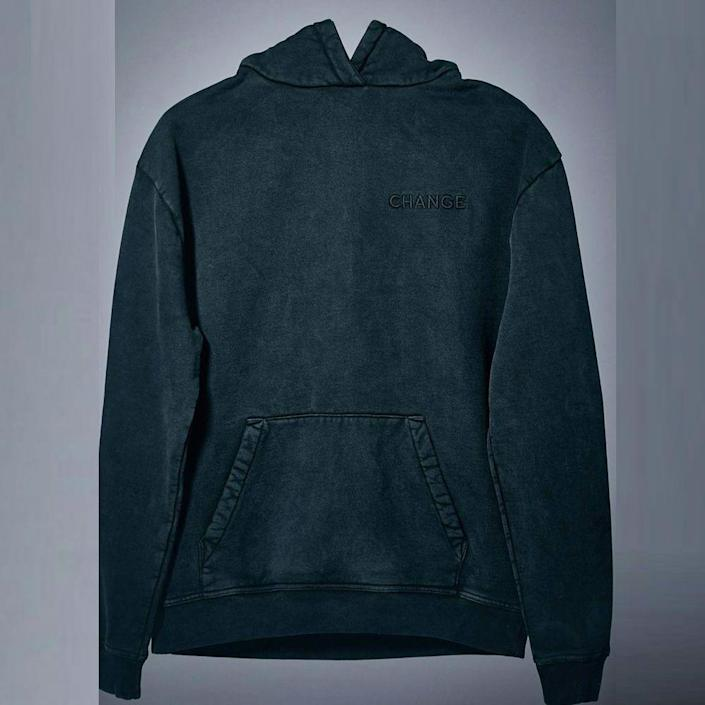 """<p><strong>life line</strong></p><p>changeheart.com</p><p><strong>$98.00</strong></p><p><a href=""""https://www.changeheart.com/collections/shop-all/products/lifeline-pullover-hoodie-vintage-black-xs"""" rel=""""nofollow noopener"""" target=""""_blank"""" data-ylk=""""slk:BUY IT HERE"""" class=""""link rapid-noclick-resp"""">BUY IT HERE</a></p><p>Cool dads might have a whole arsenal of hoodies in their closets, but this one from Change of Heart is bound to be the MVP of his sweats lineup. The vintage black colorway, oversized fit, and minimalist design provide an effortlessly cool vibe, no matter what he decides to pair it with. </p>"""