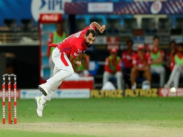 KXIP pacer Mohammed Shami. (Image: BCCI/IPL)