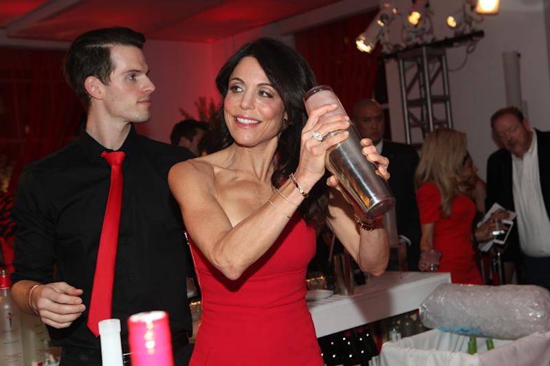 NEW YORK, NY - FEBRUARY 10: Bethenny Frankel attends Skinnygirl Cocktails Launch Party at 620 Loft & Garden on February 10, 2015 in New York City. (Photo by Steve Zak Photography/FilmMagic)