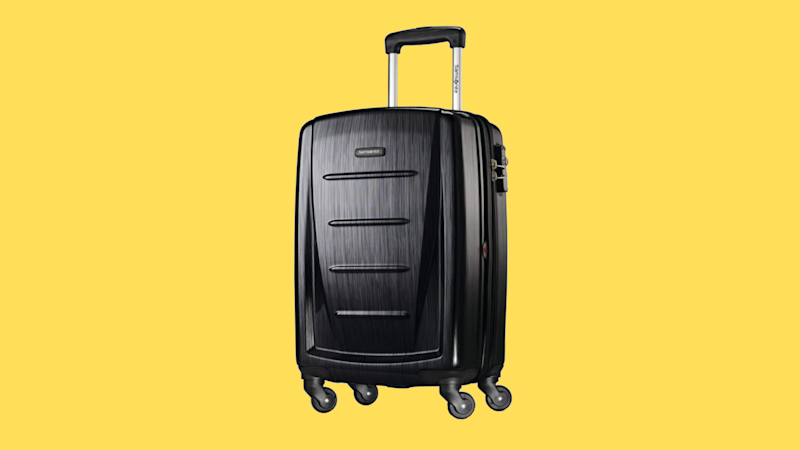Grab this carry-on for 63 percent off! (Photo: Amazon)