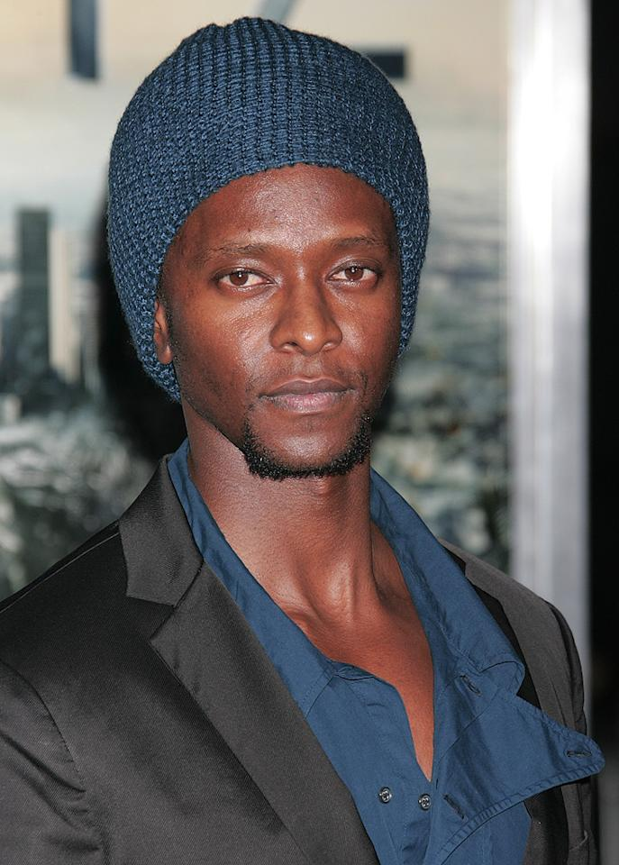 "<a href=""http://movies.yahoo.com/movie/contributor/1809681992"">Edi Gathegi</a> at the Los Angeles premiere of <a href=""http://movies.yahoo.com/movie/1810045661/info"">2012</a> - 11/03/2009"