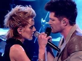 The Voice's Danny O'Donoghue And Bo Bruce's Romance Rumours Are 'Nonsense'