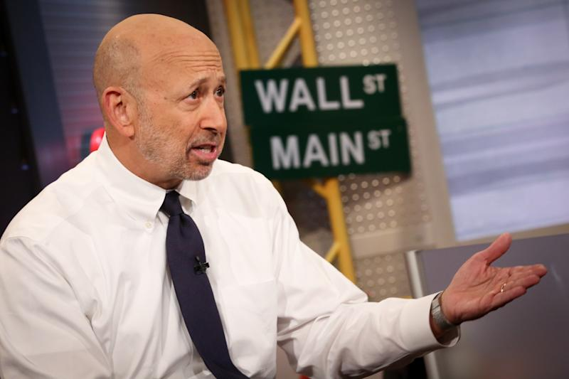 Goldman Sachs CEO Lloyd Blankfein details why he started speaking out on Twitter