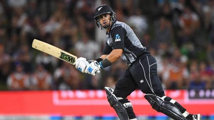 Ross Taylor's brilliant innings went in vain