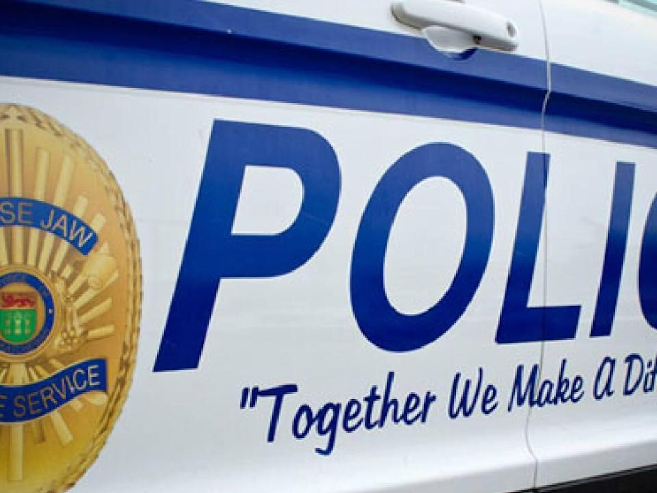 The Moose Jaw Police Service has asked Regina police to investigate the death.  (Moose Jaw Police Service - image credit)