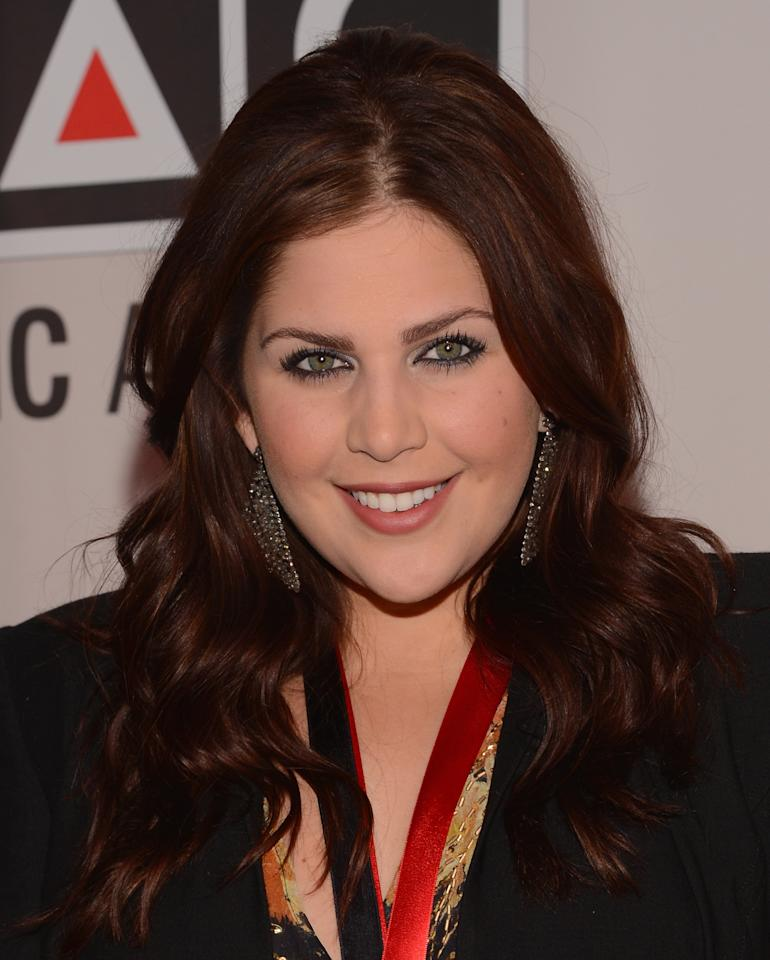 Hillary Scott of Lady Antebellum 2012 SESAC Nashville Music Awards    Nashville, TN
