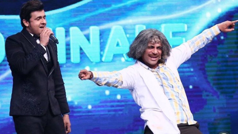 Sunil Grover Finds a Fanboy in 'Indian Idol' Judge Sonu Nigam