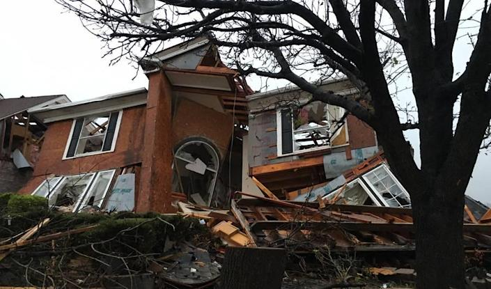 19 Terrifying Images From the Deadly Storms Ripping Through the United States