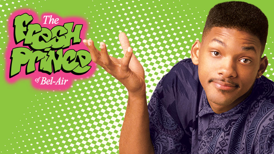 'The Fresh Prince of Bel-Air'. (Credit: Warner Bros/Sky)