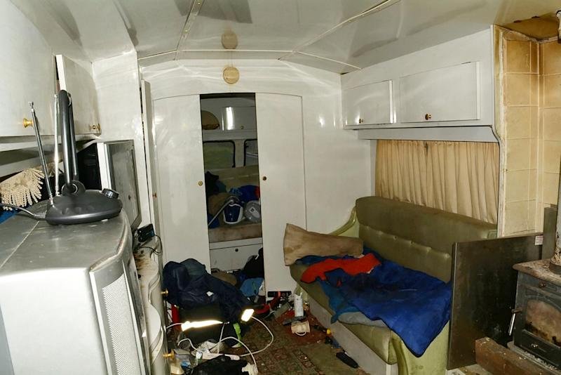 Victims of the Rooney family were forced to live in squalor (Picture: SWNS)