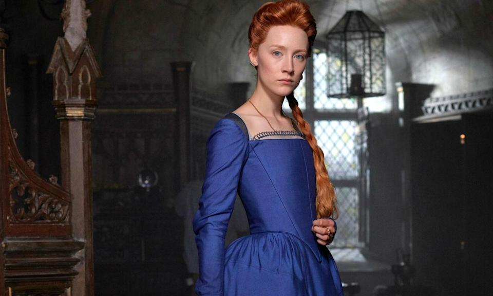 <p>Based on the real life Tudor rivalry between Queen Elizabeth I and the titular Scottish monarch, Margot Robbie and Saoirse Ronan star as the duelling royals, respectively, as they struggle to retain their autonomy in a masculine world. </p>