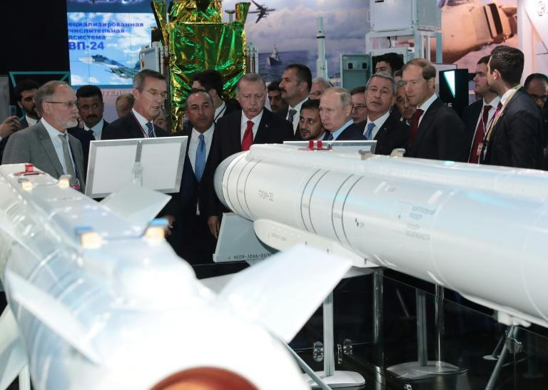 Turkey pursued the purchase of an advanced Russian missile system despite stiff opposition from the US