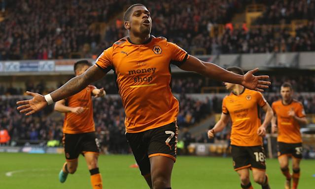 Ivan Cavaleiro scored Wolves' winner against Ipswich in the Championship.